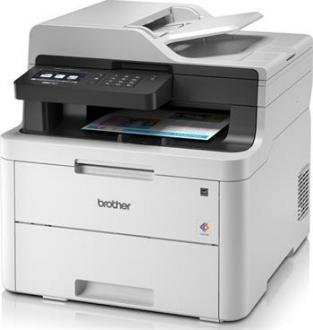 MFP laser far BROTHER MFC-L3770CDW - P/C/S, Duplex, Fax, DADF, Ethernet, WiFi