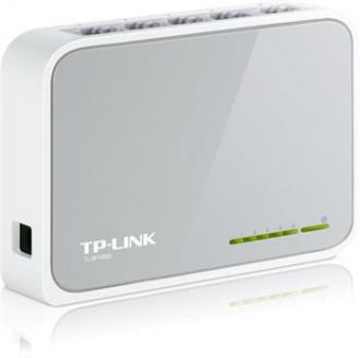 Mini Desktop Switch 5-port 10/100M TP-LINK TL-SF1005D, 5x 10