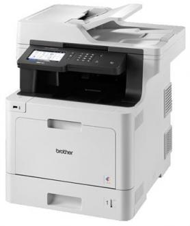 MFP laser far BROTHER MFC-L8900CDW - P/C/S, Duplex, Fax, DAD