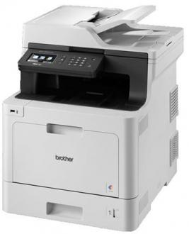MFP laser far BROTHER MFC-L8690CDW - P/C/S, Duplex, Fax, DAD