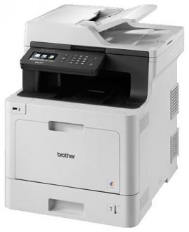 MFP laser far BROTHER DCP-L8410CDW - P/C/S, Duplex, ADF, Eth